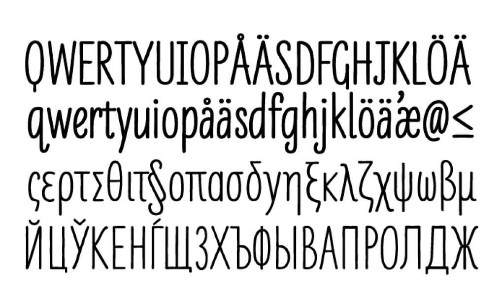 Love TaDah Font
